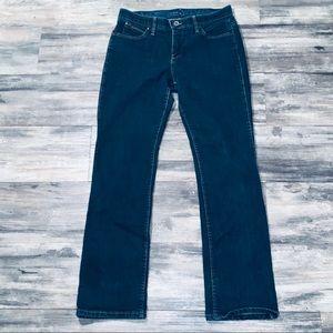 Wrangler QBaby bootcut Jeans 9/10 x 32 juniors